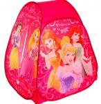 Палатка игровая Принцесса новая 81х91 см