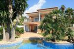 Недвижимость в Испании,Вилла с видами на море в Морайра